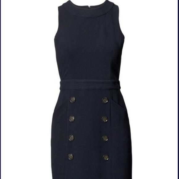 Banana Republic Dresses & Skirts - Banana Republic Blue Work Dress
